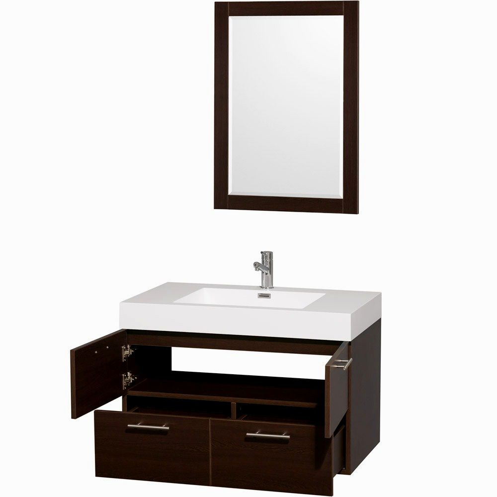 wonderful unfinished bathroom vanities image-Modern Unfinished Bathroom Vanities Layout