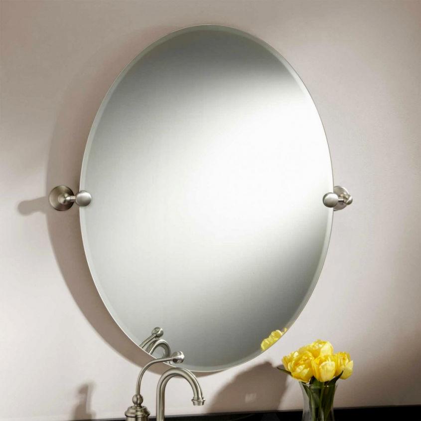 amazing bathroom frameless mirror ideas-Awesome Bathroom Frameless Mirror Concept