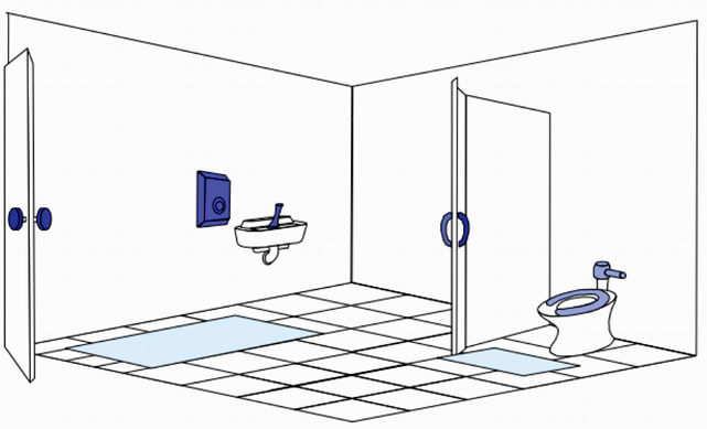 amazing how to draw a bathroom design-Beautiful How to Draw A Bathroom Construction