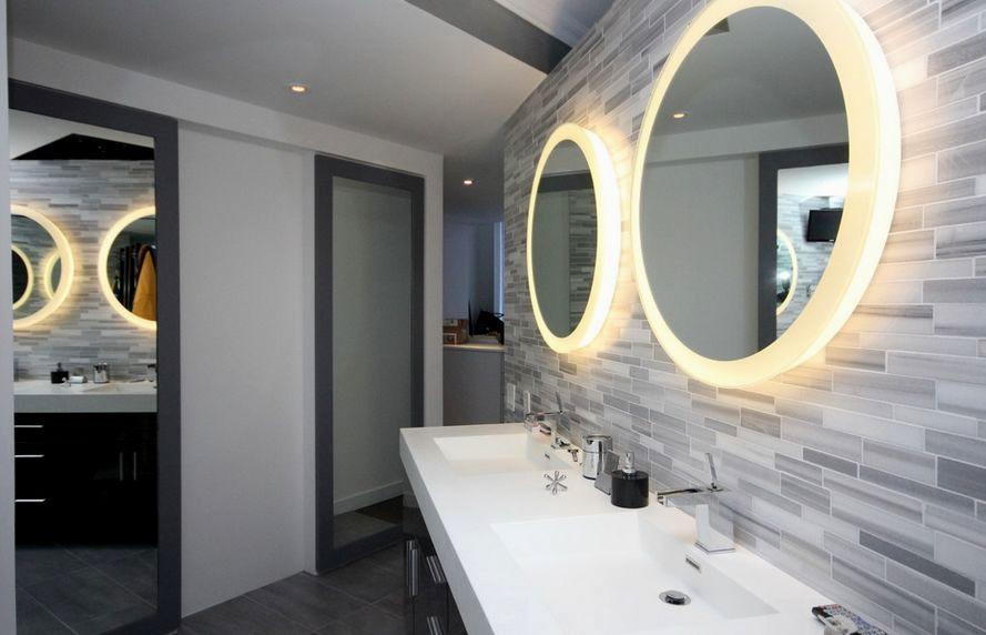 amazing led bathroom lights picture-Sensational Led Bathroom Lights Concept