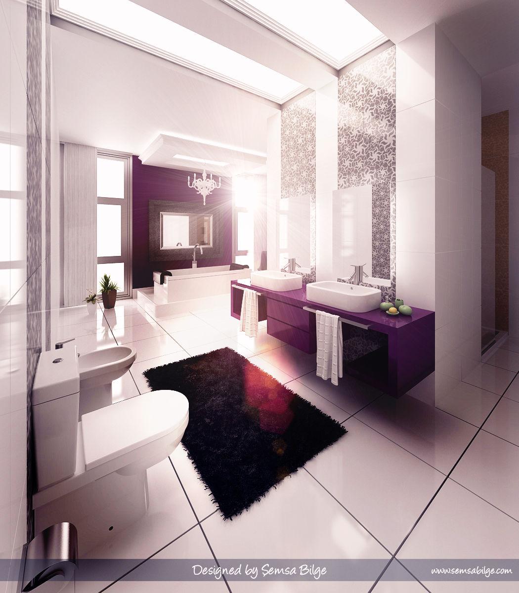 amazing plum bathroom accessories picture-Cool Plum Bathroom Accessories Image