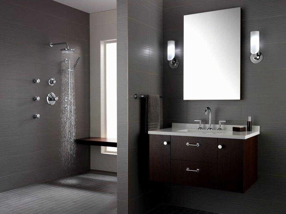 amazing white bathroom vanities design-Luxury White Bathroom Vanities Image