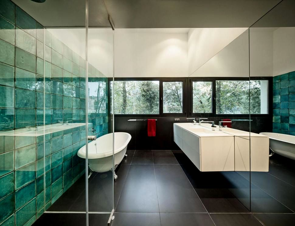awesome bathroom accent tile picture-Stunning Bathroom Accent Tile Photograph