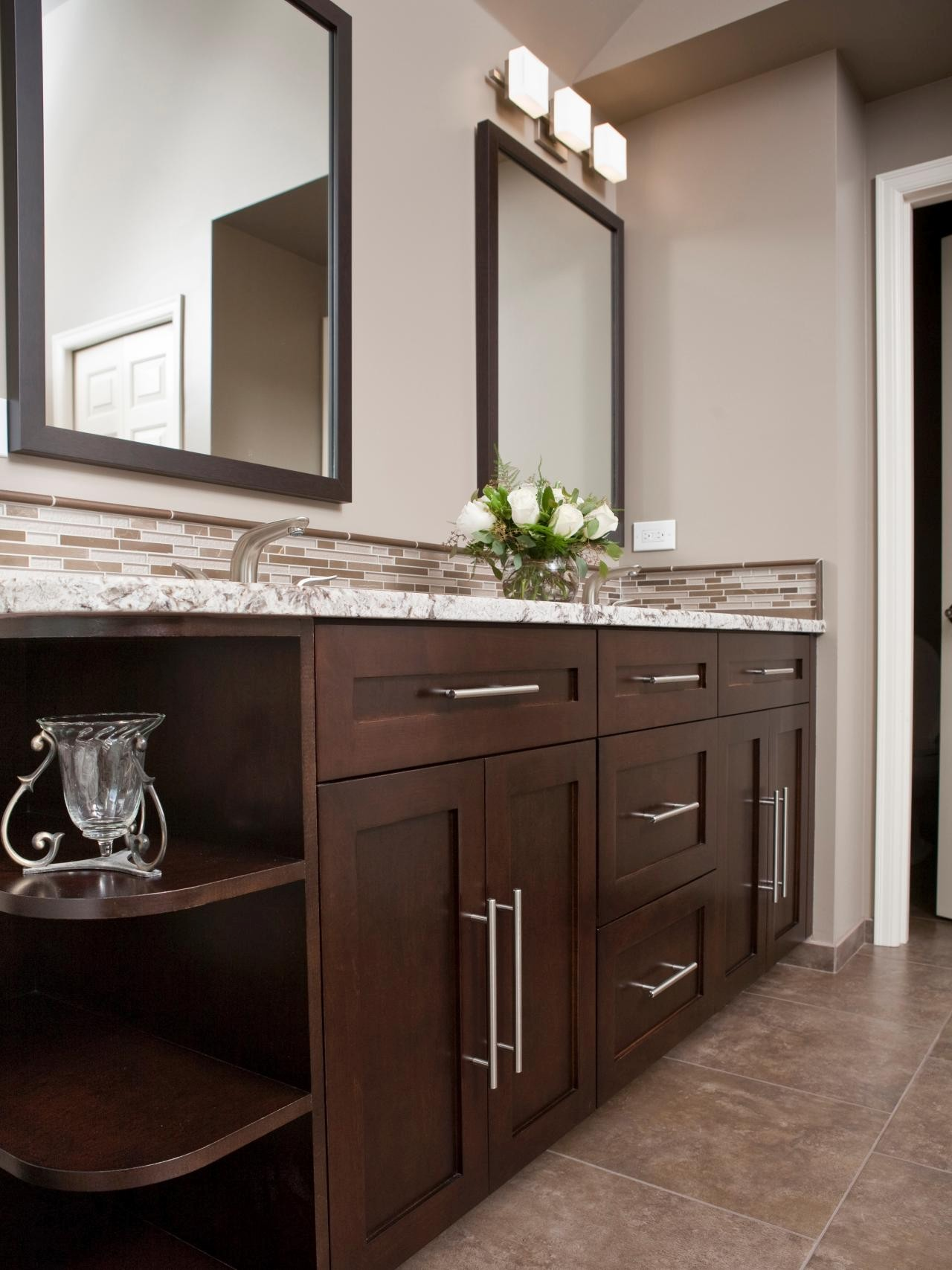 Cool Bathroom Cabinet Colors Gallery - Home Sweet Home ...