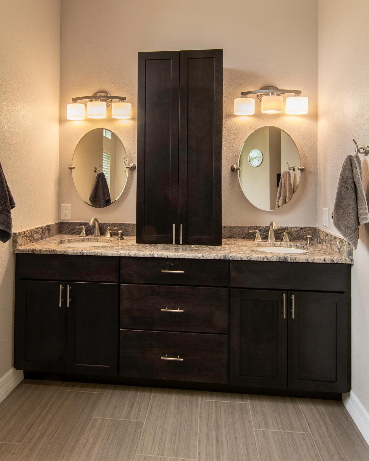 Bathroom Double Vanities with tops Beautiful Bathroom Double Vanities with tops Ideas