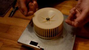 Bathroom Exhaust Fan Parts Contemporary How to Fix A Noisy Bathroom Exhaust Fan Photograph