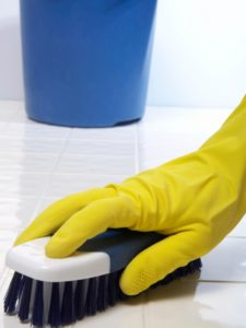 Bathroom Floor Cleaner Cool Bathroom Cleaning Secrets From the Pros Portrait