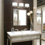 Bathroom Lights Above Mirror Fascinating Light Mirror Bathroom Bathroom Mirrors Picture