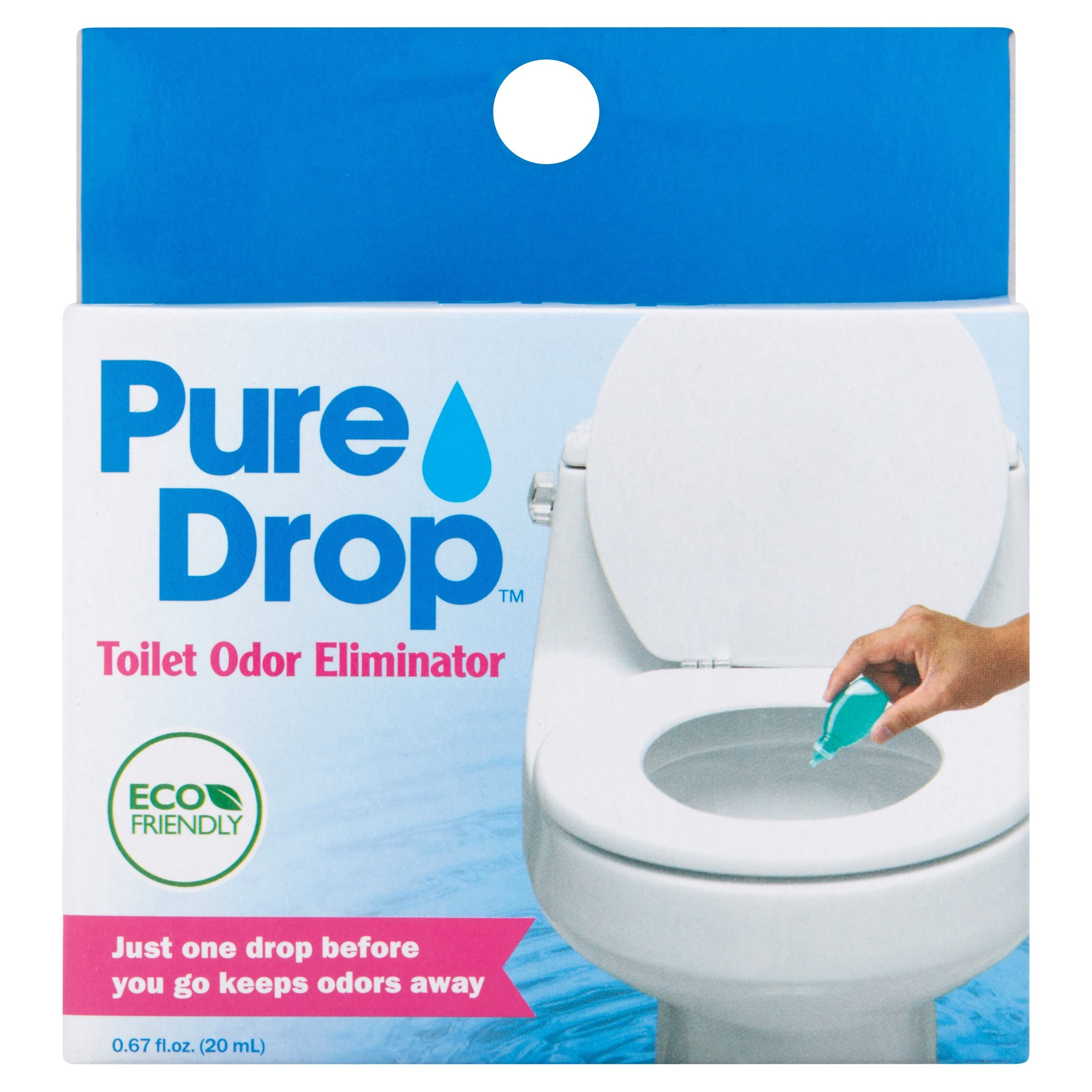 Bathroom Odor Eliminator Lovely Pure Drop toilet Odor Eliminator 0 Fl Oz Walmart Decoration
