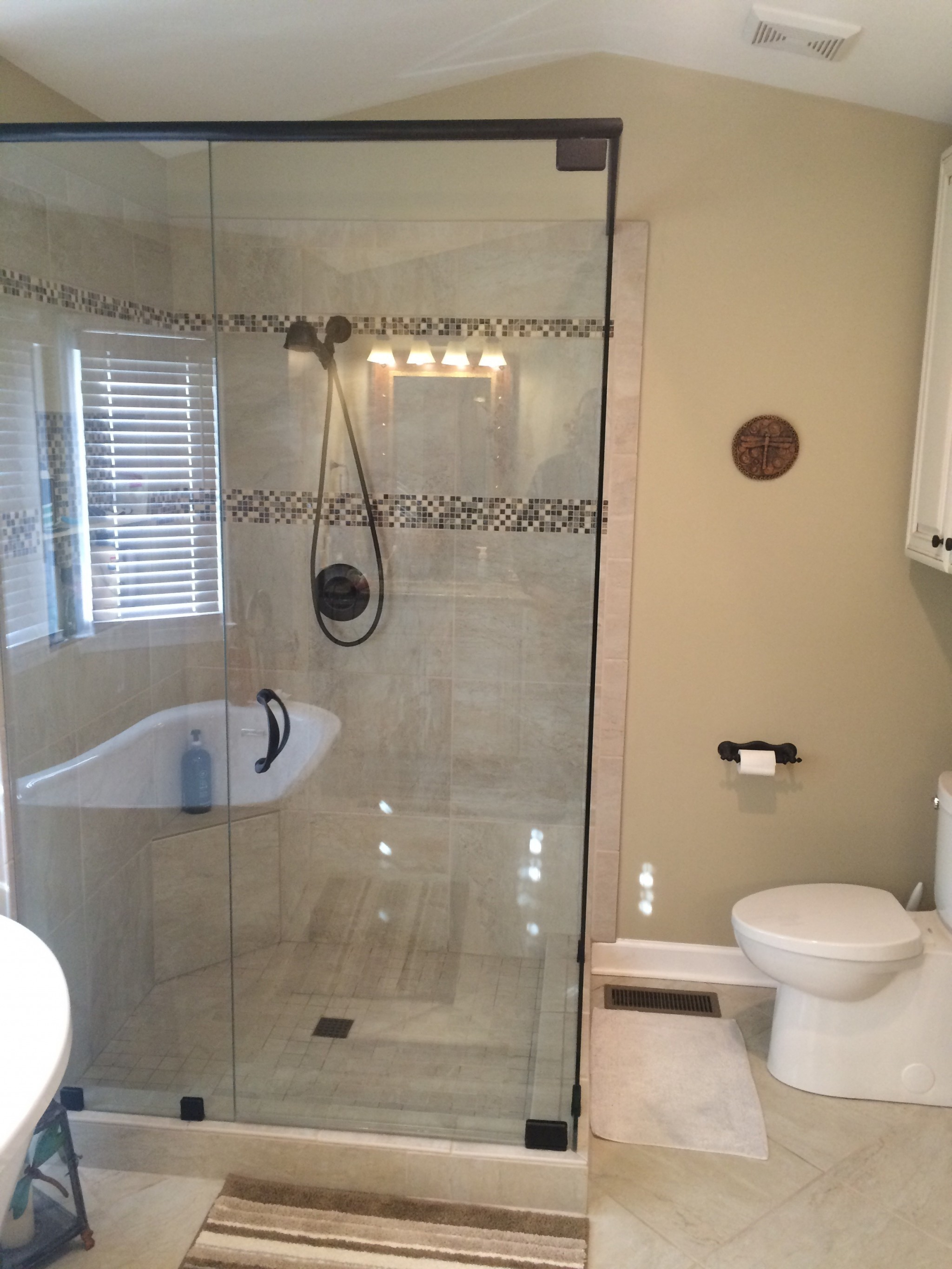 Stylish Bathroom Remodeling Charlotte Nc Collection - Home ...