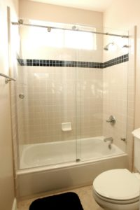 Bathroom Shower Doors Stylish Showertub Enclosures Portrait