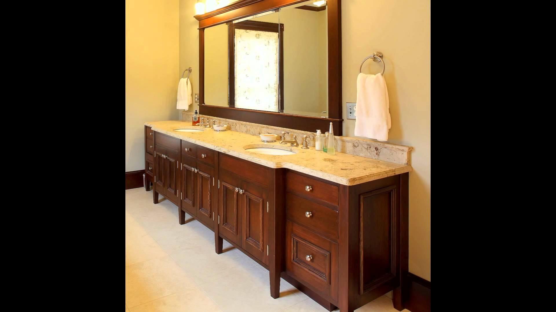 Bathroom Vanity Images Lovely Double Sink Bathroom Vanity Construction