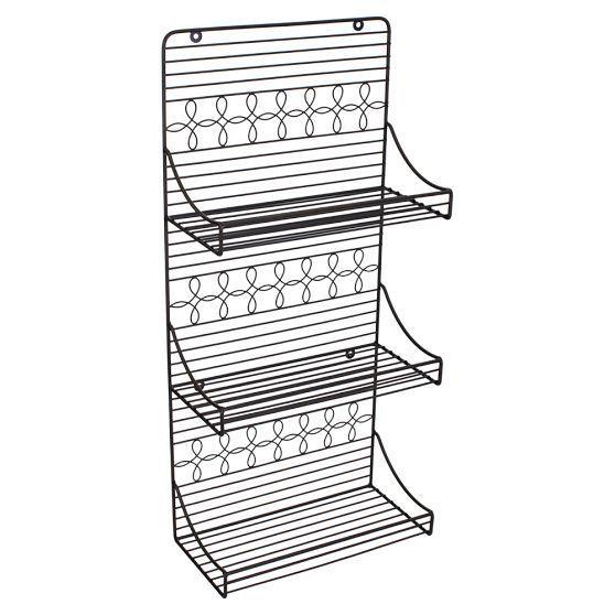 beautiful 3 tier bathroom shelf online-Modern 3 Tier Bathroom Shelf Design