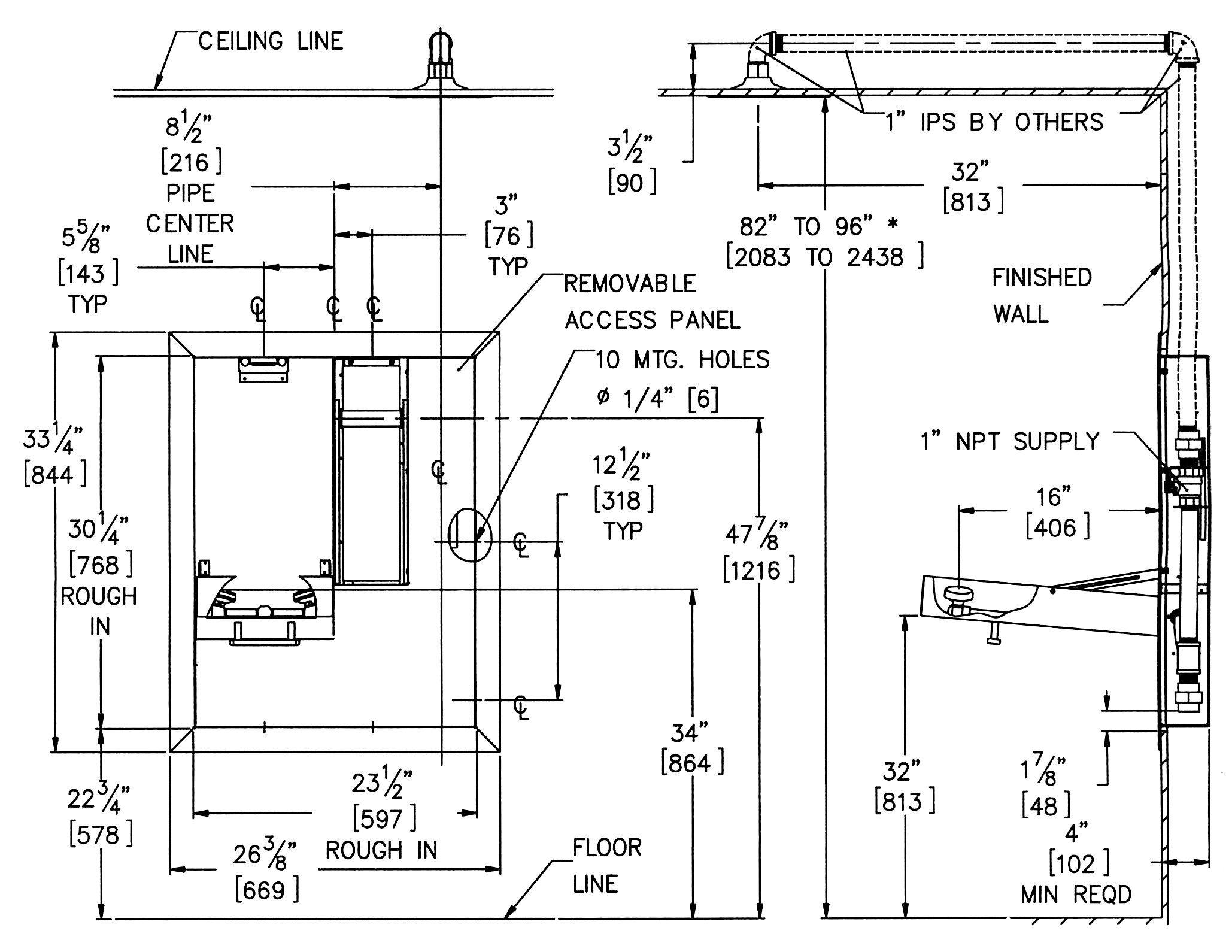 Modern Ada Bathroom Sink Requirements Construction - Home ...