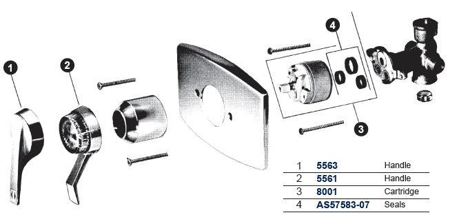 beautiful american standard bathroom faucet parts online-Cool American Standard Bathroom Faucet Parts Plan