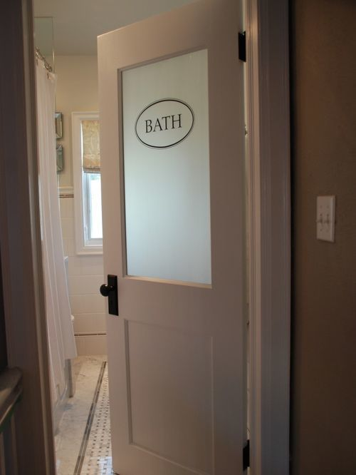 beautiful bathroom door ideas photo-Contemporary Bathroom Door Ideas Decoration