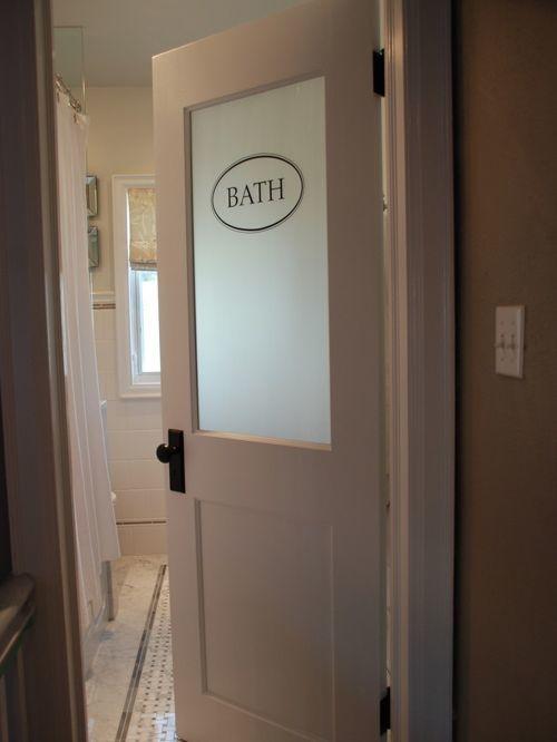 beautiful bathroom door ideas photo-Contemporary Bathroom Door Ideas Decoration