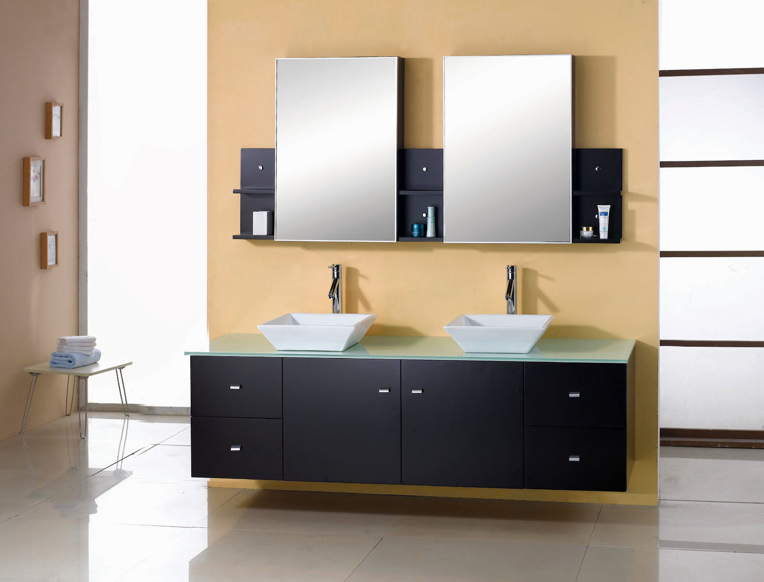 beautiful bathroom double vanities with tops construction-Wonderful Bathroom Double Vanities with tops Gallery