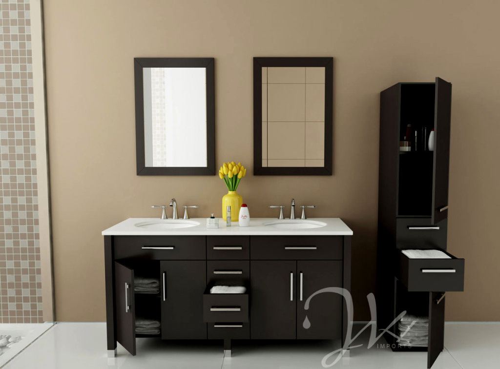 beautiful bathroom double vanities with tops gallery-Wonderful Bathroom Double Vanities with tops Gallery