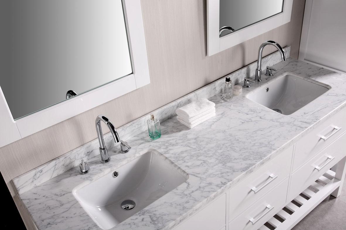 beautiful bathroom double vanities with tops ideas-Wonderful Bathroom Double Vanities with tops Gallery
