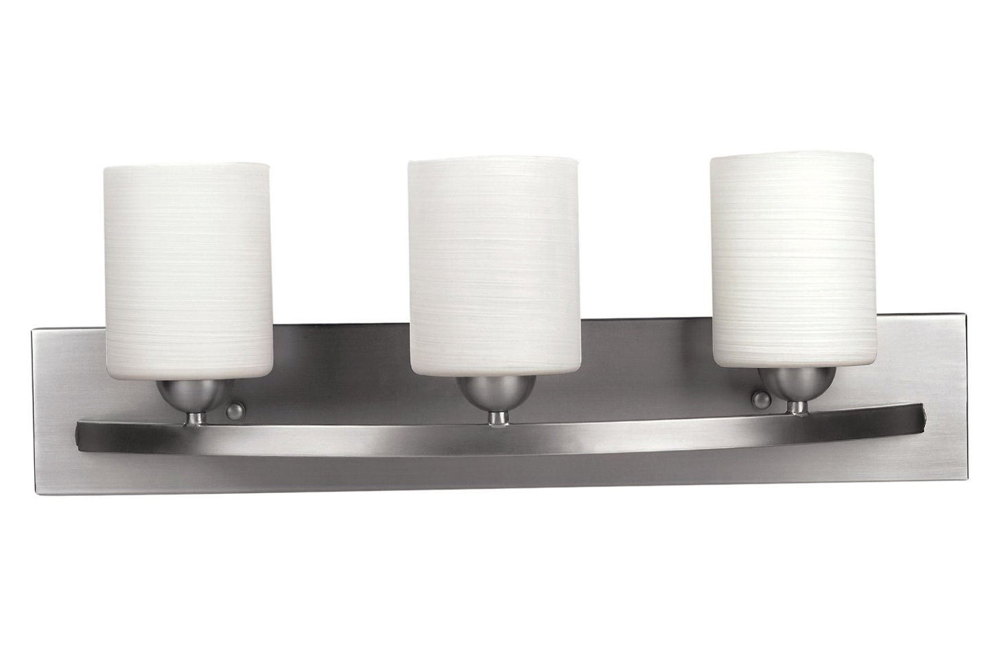 Contemporary Bathroom Light Fixture with Outlet Plug Pattern ...