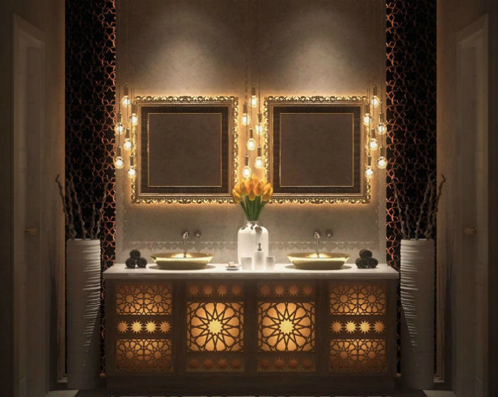 beautiful black and gold bathroom rugs pattern-Cool Black and Gold Bathroom Rugs Wallpaper