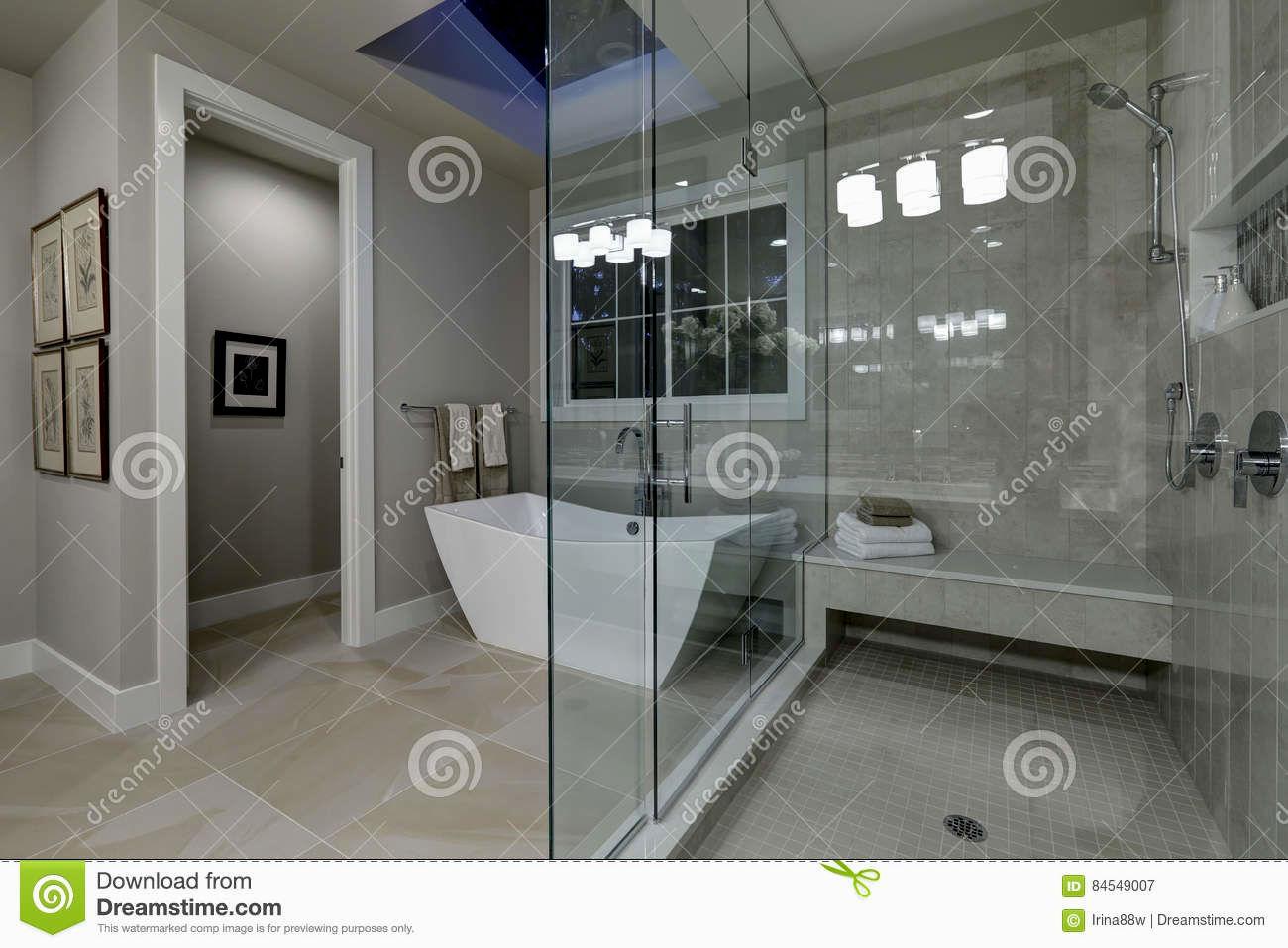 beautiful gray and brown bathroom ideas-Elegant Gray and Brown Bathroom Inspiration
