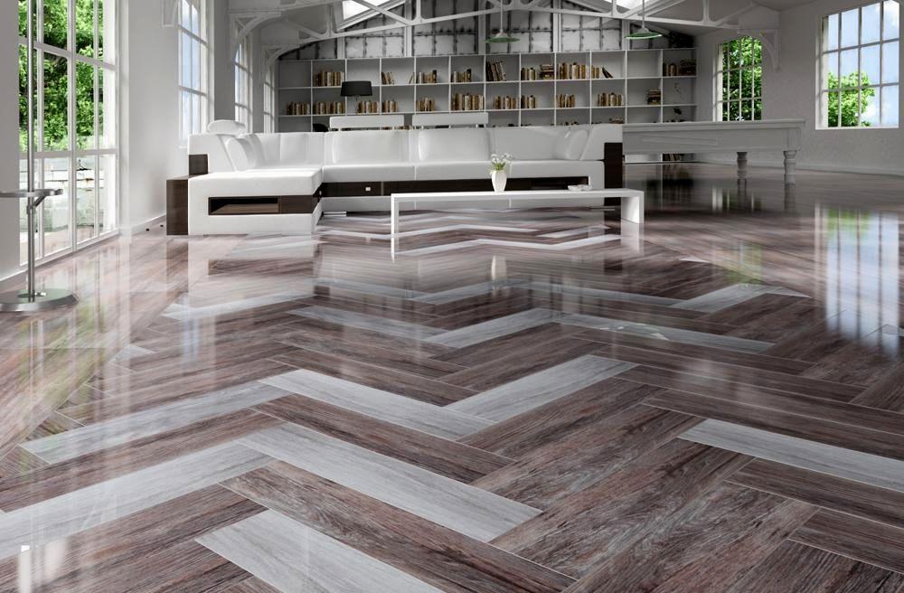 beautiful hardwood floors in bathroom layout-Contemporary Hardwood Floors In Bathroom Photo