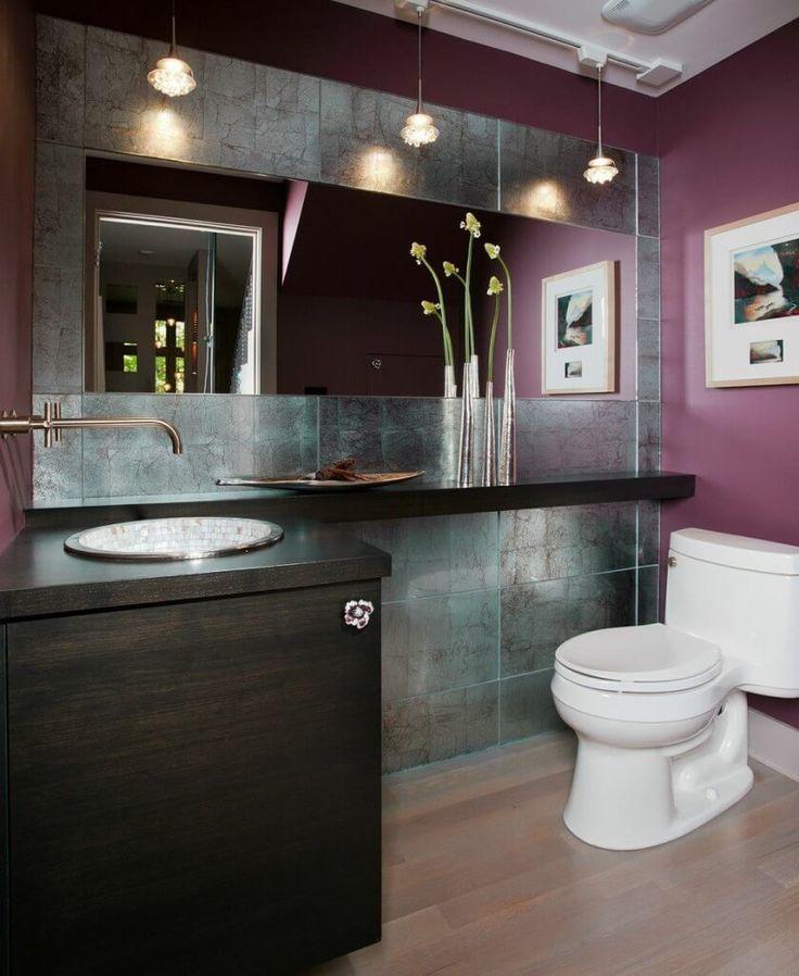 beautiful plum bathroom accessories model-Cool Plum Bathroom Accessories Image
