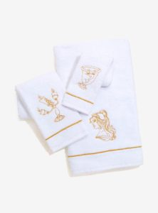 Beauty and the Beast Bathroom Latest Disney Beauty and the Beast Bath towel Set Online