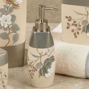 Beige Bathroom Accessories Latest Beige Bathroom Accessories 3 ashley Lotion soap Dispenser Beige Ideas