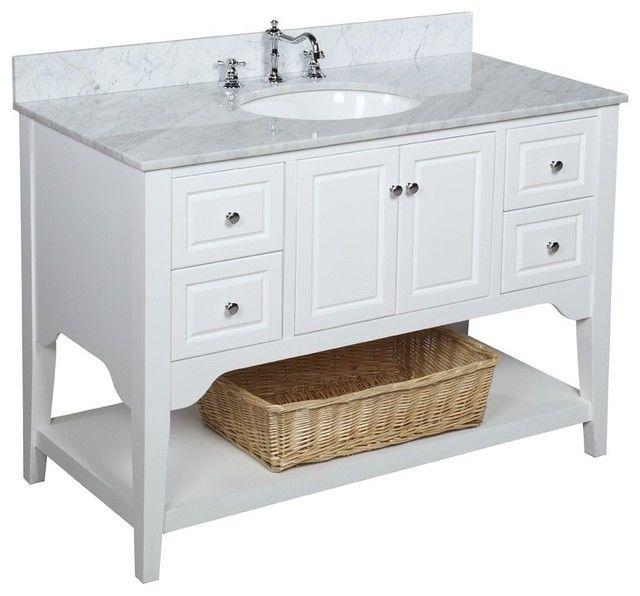 best 48 inch bathroom vanity with top online-Excellent 48 Inch Bathroom Vanity with top Pattern
