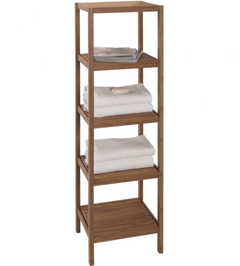 best bamboo bathroom shelf photograph-Elegant Bamboo Bathroom Shelf Model