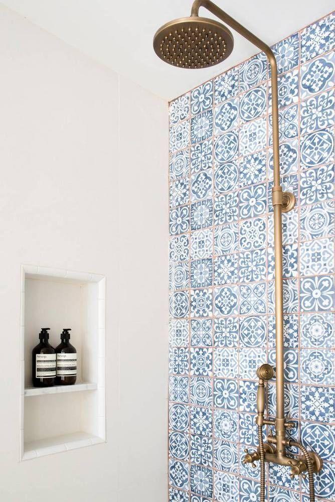 Awesome Bathroom Standing Shelf Décor - Bathroom Design Ideas ...