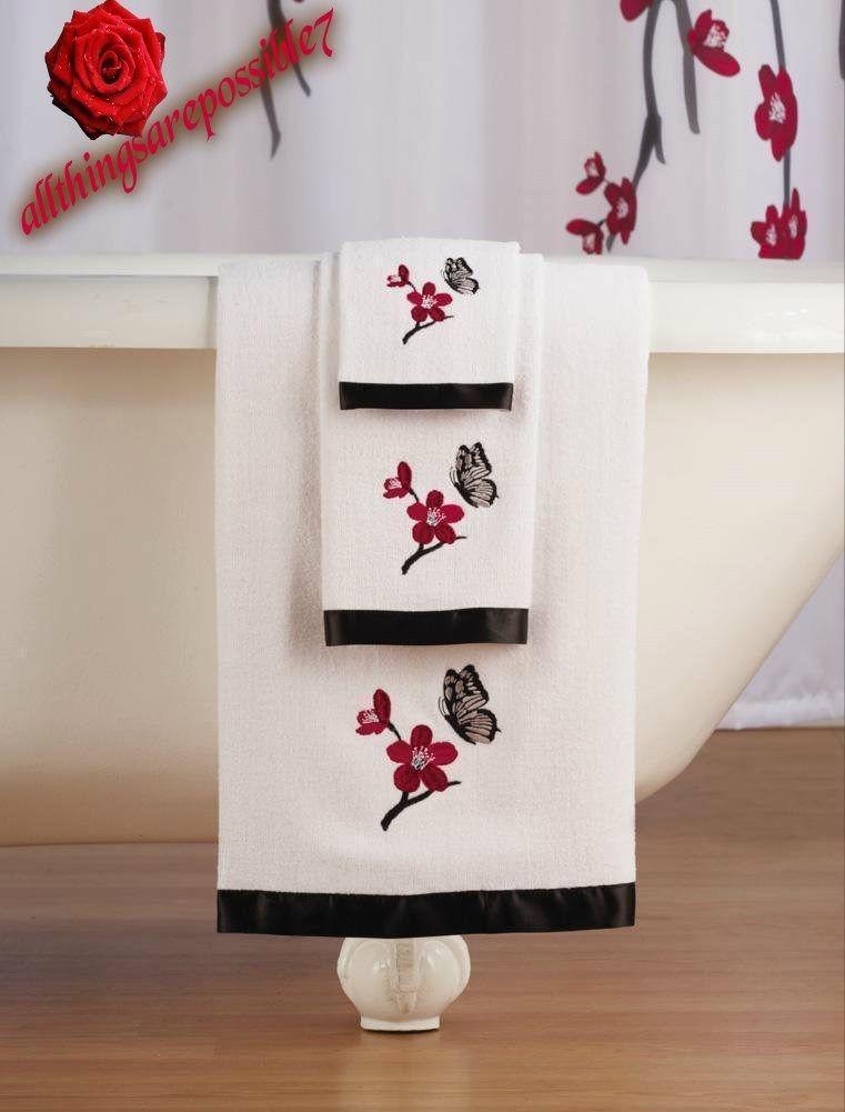 best of cherry blossom bathroom set gallery-Stylish Cherry Blossom Bathroom Set Layout