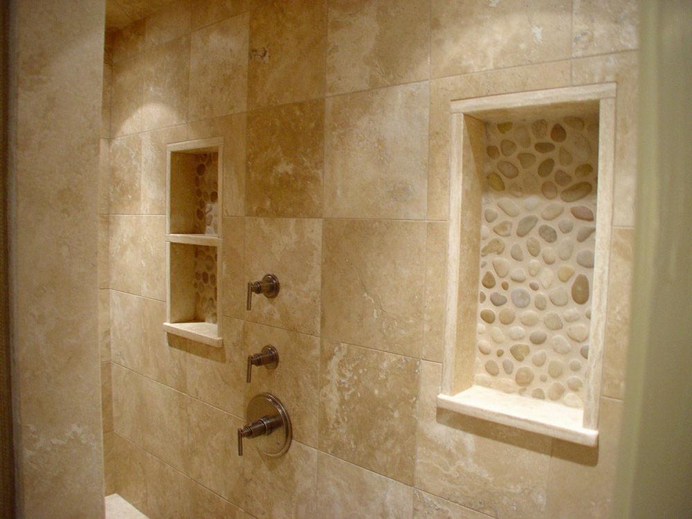 best of travertine bathroom tiles photo-Fascinating Travertine Bathroom Tiles Ideas
