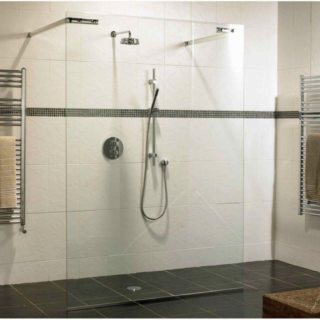 best of white tile bathroom floor layout-Excellent White Tile Bathroom Floor Pattern