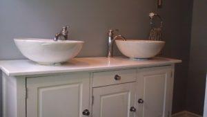 Bowl Sink Bathroom Contemporary Bathrooms Design Glass Vessel Sinks Bathroom Bowl Cabinet Sink Image