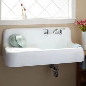 Cast Iron Bathroom Sink Terrific Cast Iron Wall Hung Kitchen Sink with Drainboard Kitchen Online