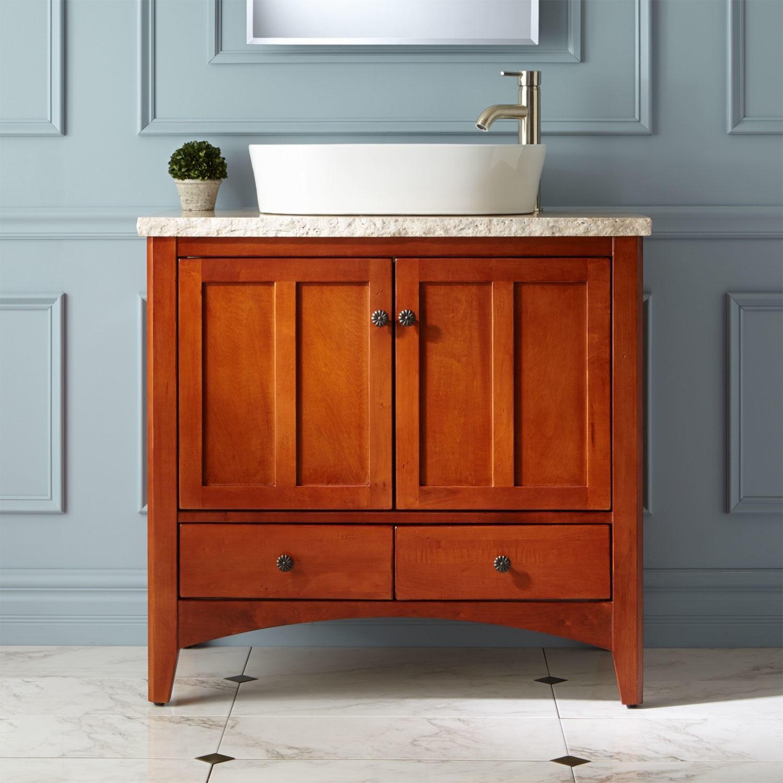 Cherry Bathroom Vanity Inspirational Cherry Bathroom Vanities Pattern