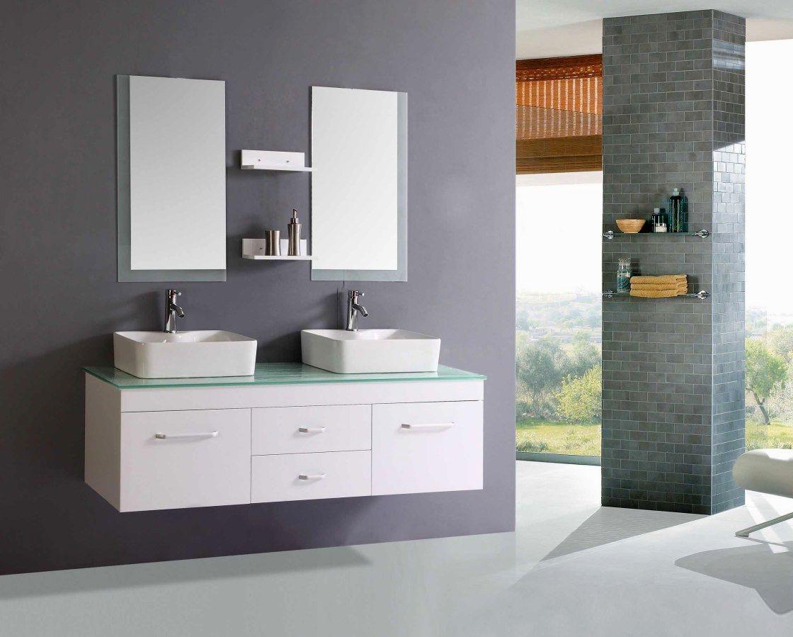 contemporary bathroom double vanities with tops concept-Wonderful Bathroom Double Vanities with tops Gallery