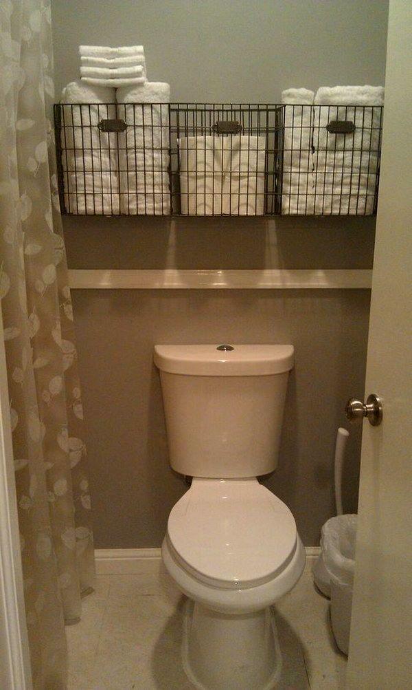 Sensational Bathroom Towel Display Ideas Home Sweet Home