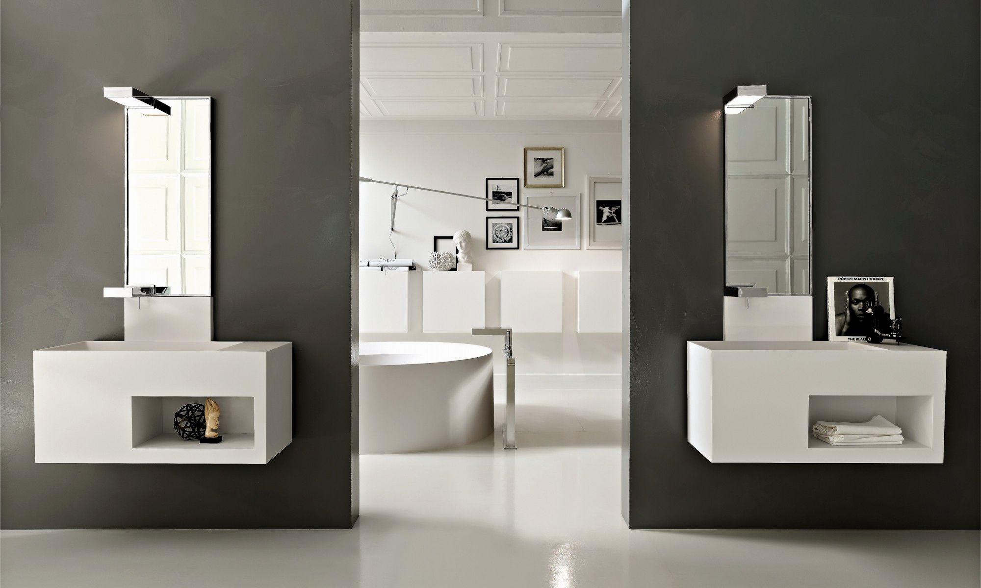 contemporary floating shelves bathroom model-Wonderful Floating Shelves Bathroom Picture