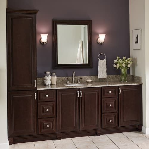 contemporary lowes bathroom vanity mirrors collection-Stunning Lowes Bathroom Vanity Mirrors Photo