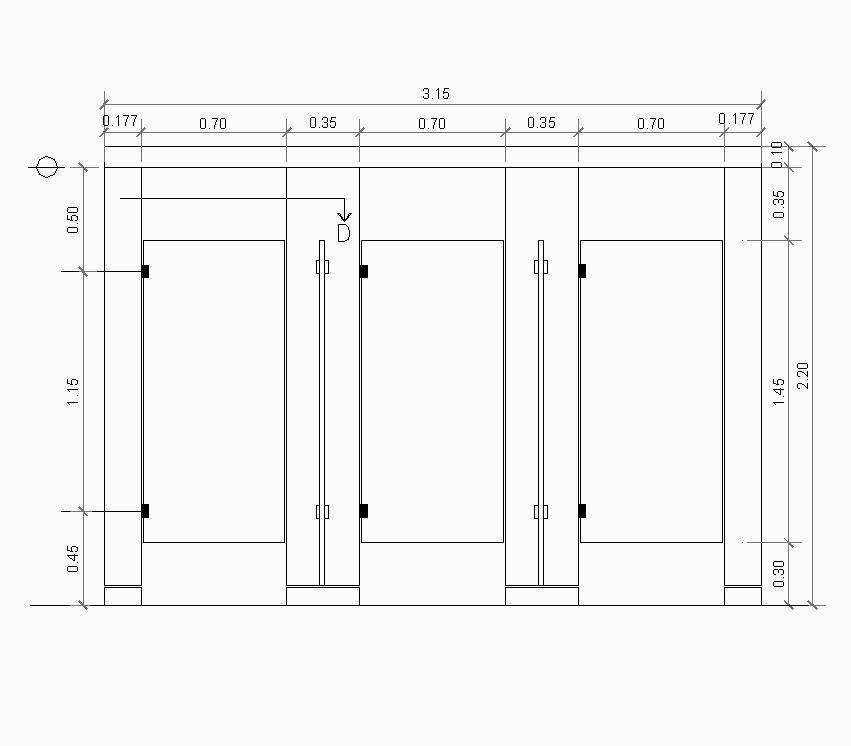 cool bathroom stall hardware layout-New Bathroom Stall Hardware Online