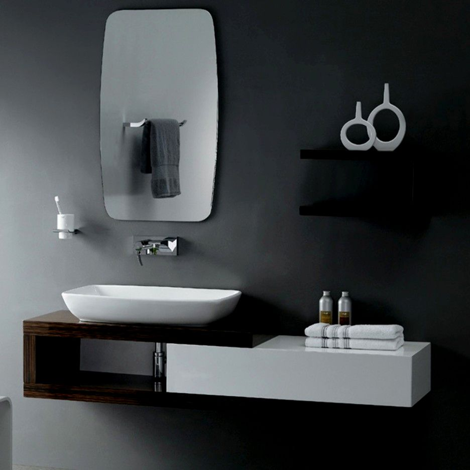 cool floating bathroom cabinets gallery-Terrific Floating Bathroom Cabinets Photograph