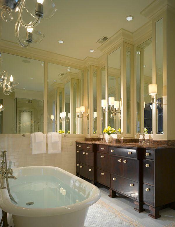 cool marble subway tile bathroom inspiration-Contemporary Marble Subway Tile Bathroom Layout