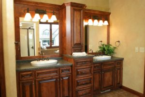 Custom Bathroom Cabinets Cool Bathroom Vanities Picture