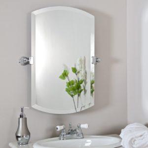 Discount Bathroom Mirrors Fantastic Chrome Bathroom Mirror Discount Bathroom Mirrors Light Mirror Layout