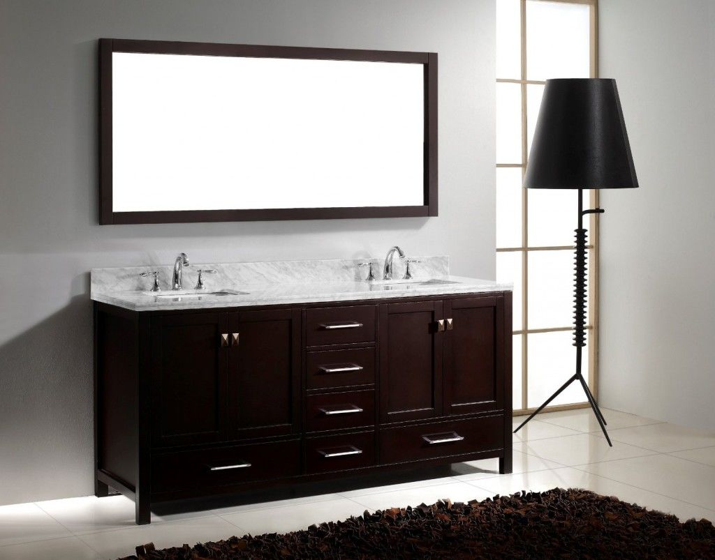 elegant 48 inch bathroom vanity with top decoration-Excellent 48 Inch Bathroom Vanity with top Pattern